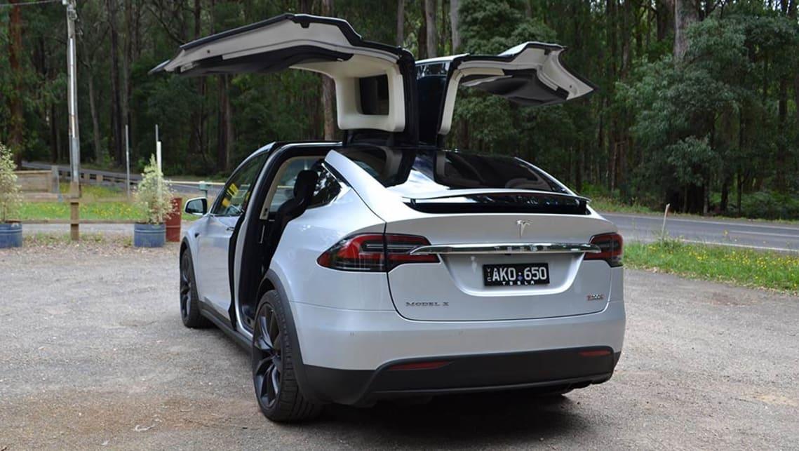 Tesla model x p100d for sale