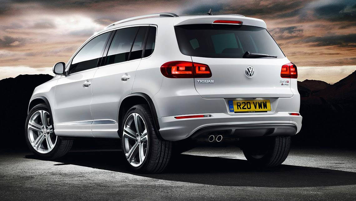 Vw Tiguan Gets Rear View Camera Standard On All Models Car News