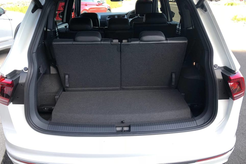 Vw Tiguan Allspace 2018 Review Carsguide