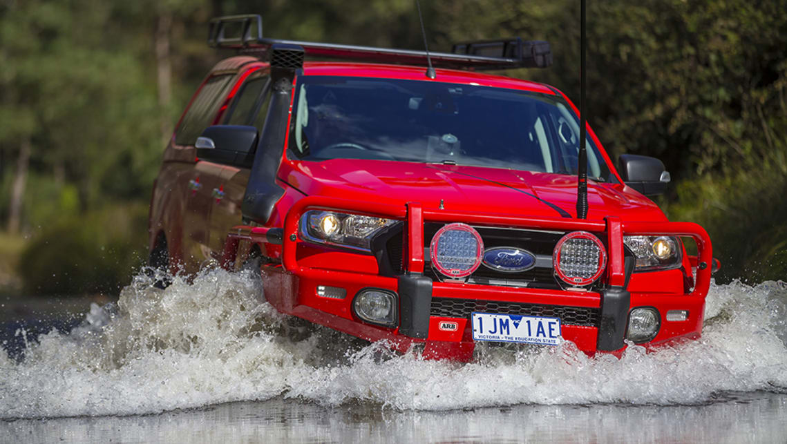 New Ford Ranger Cost >> Top five off-road mods for utes | CarsGuide
