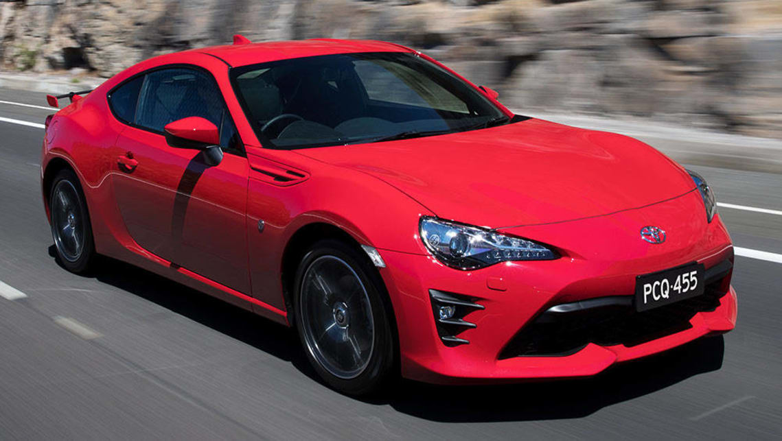 2017 Toyota 86 New Car Sales Price Car News Carsguide