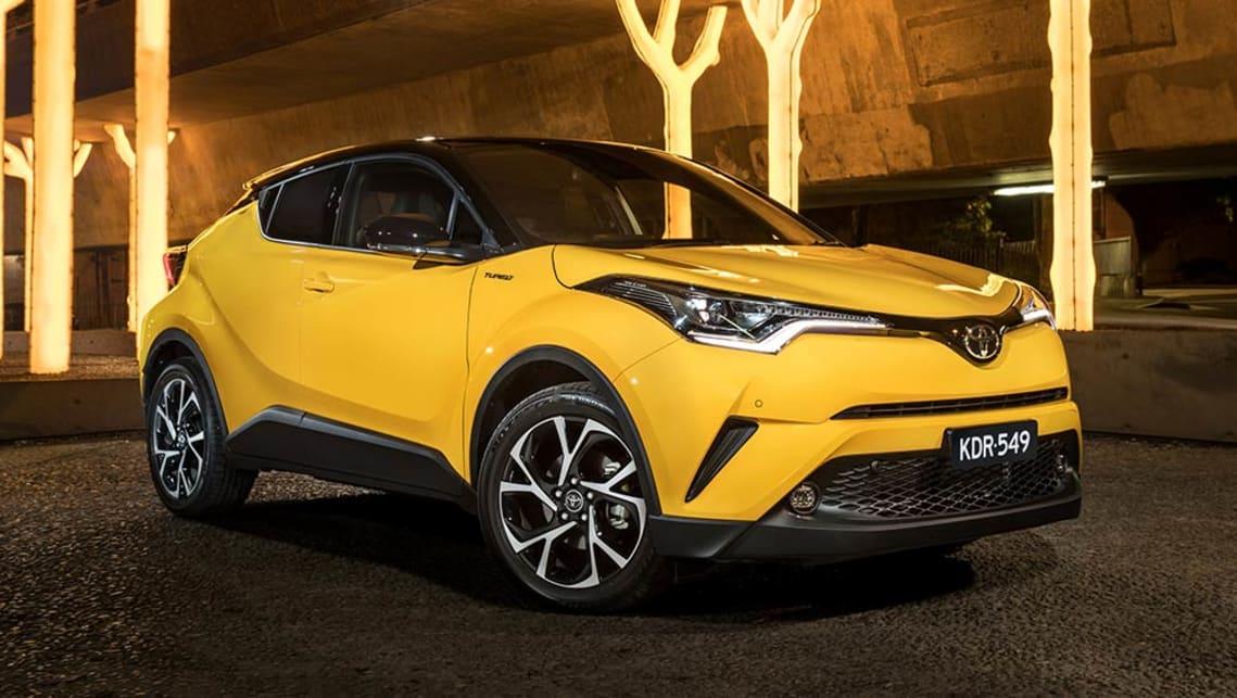 Toyota C Hr Koba Review Snapshot Carsguide