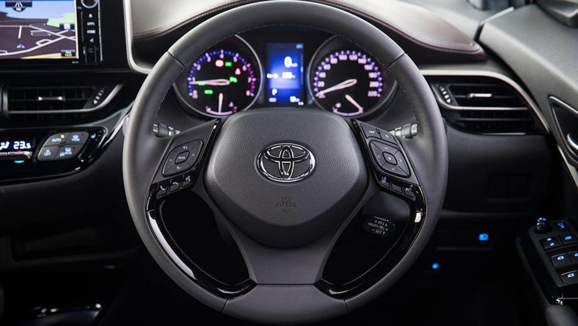 Toyota C Hr 2017 Review First Australian Drive Carsguide