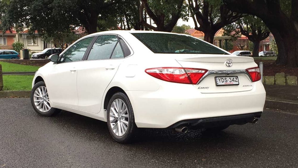 Toyota Camry Atara Sl 2016 Review Road Test Carsguide