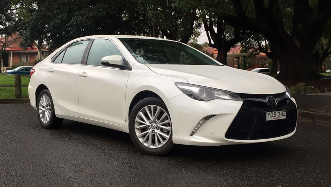 2016 camry review