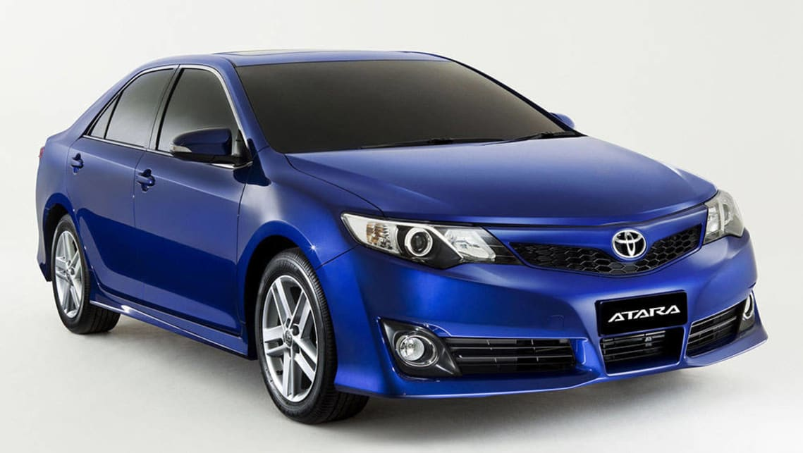 Used Toyota Camry and Aurion review 19992016  CarsGuide