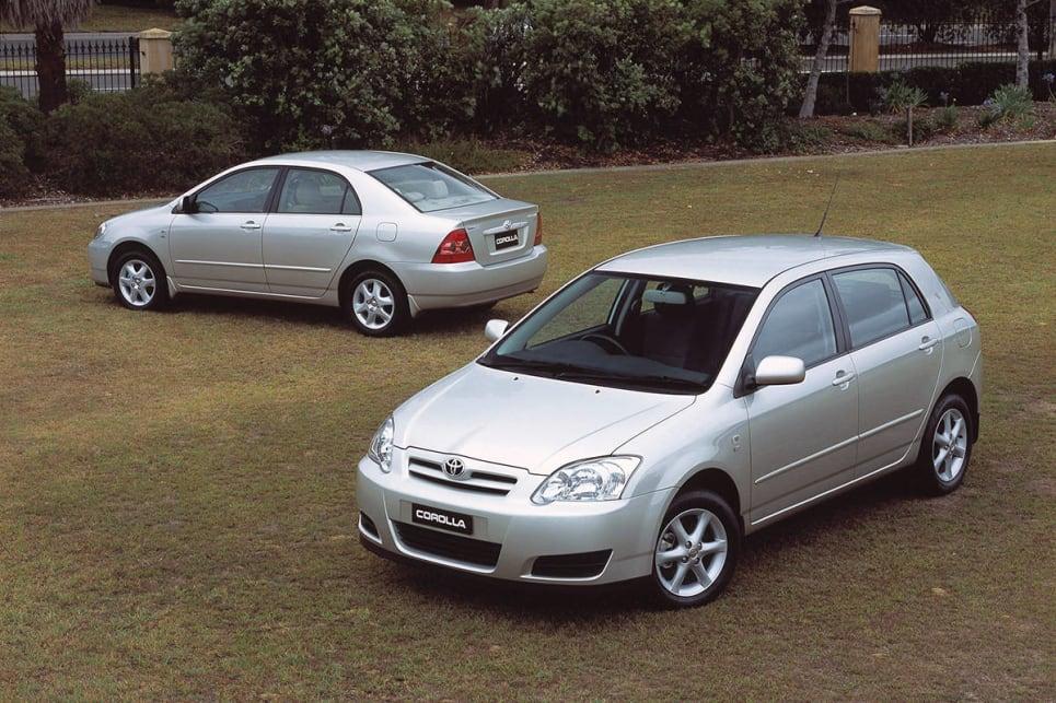 2005 toyota corolla s manual transmission