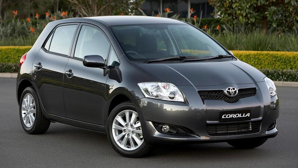 Toyota Corolla Conquest Hatch 2007