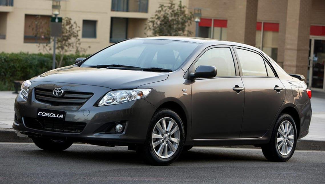 Toyota Corolla Conquest Sedan 2007