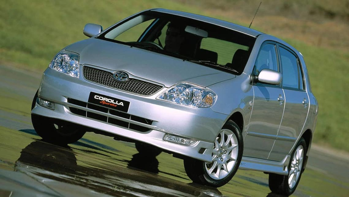 2003 Toyota Corolla Sportivo Hatch