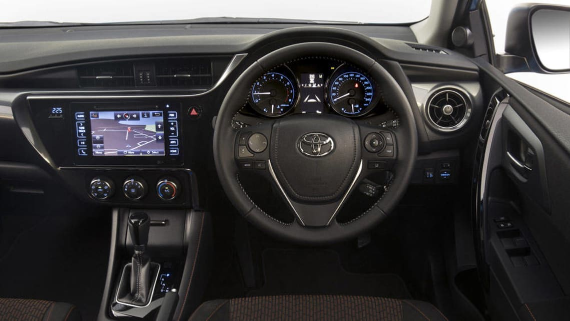 2017 Toyota Corolla Hatch New Car Sales Price Car News Carsguide