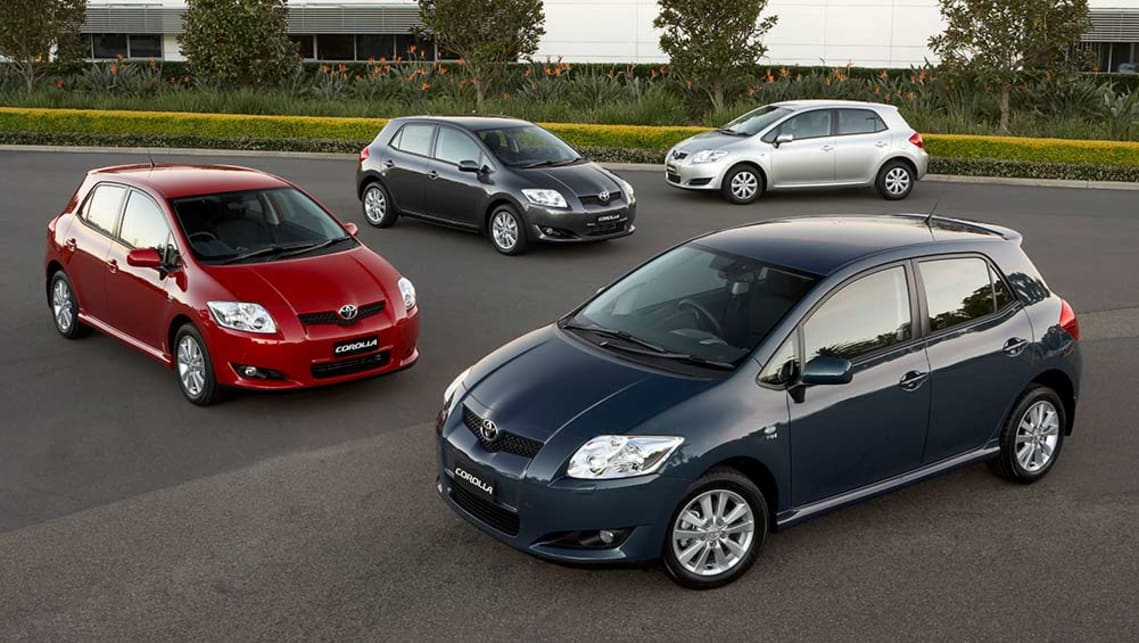 Used Toyota Corolla review: 2007-2012   CarsGuide