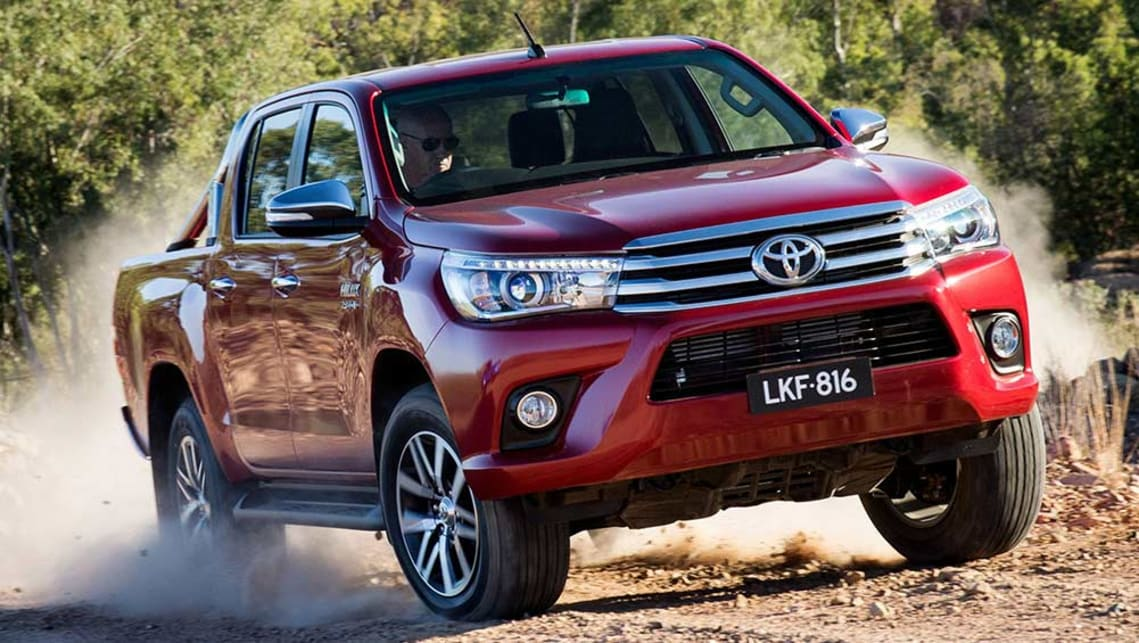 2016 toyota hilux sr5 review long term carsguide. Black Bedroom Furniture Sets. Home Design Ideas
