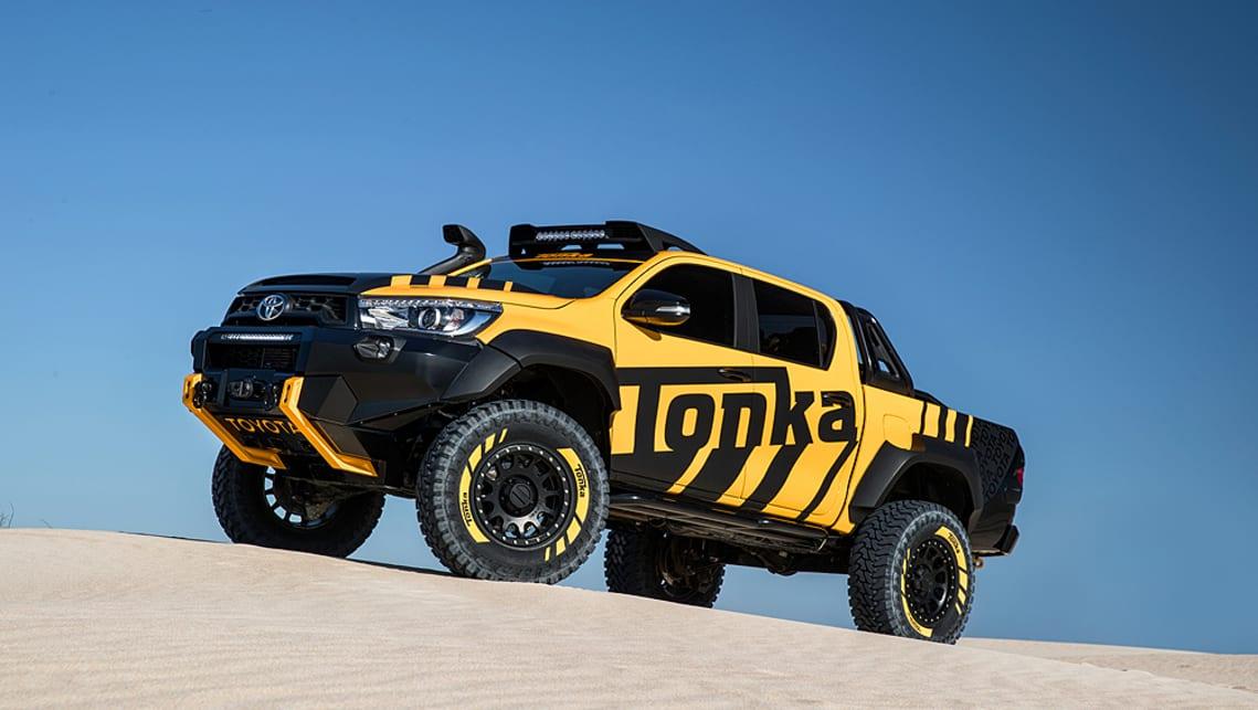 New 2018 Toyota Hilux To Get Tonka Tough Car News