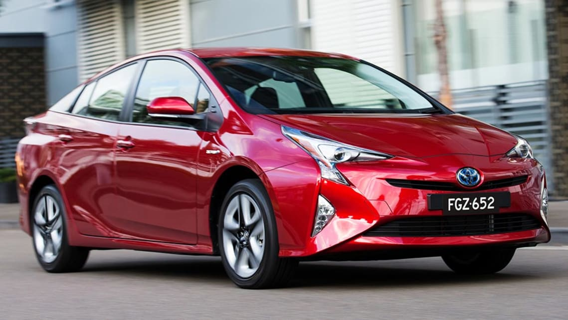 2016 Toyota Prius I Tech Review Road Test Carsguide