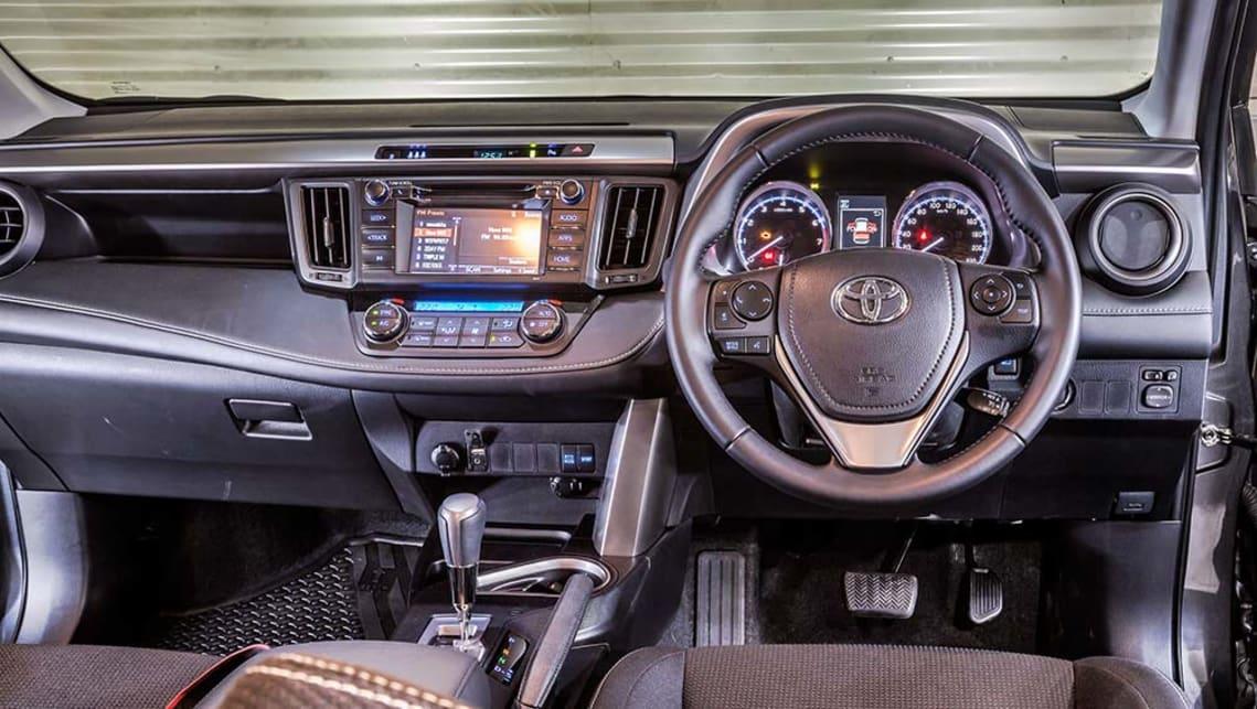 Toyota Rav Year Comparison   2017/2018 Toyota Reviews Page