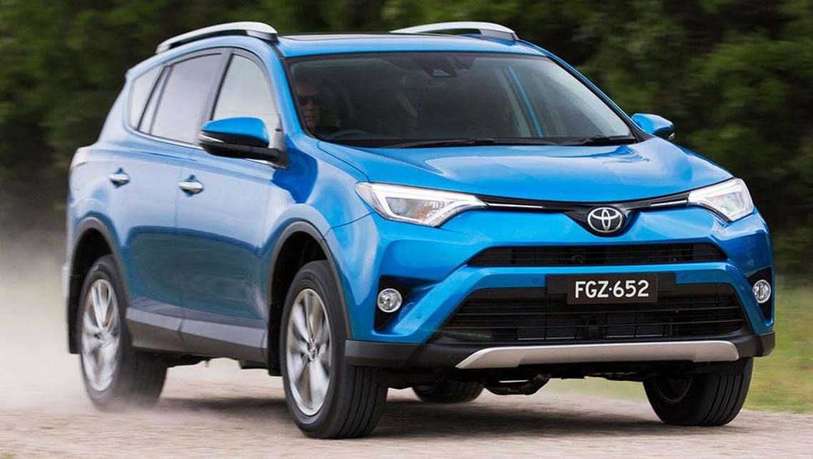 2016 toyota rav4 review road test carsguide. Black Bedroom Furniture Sets. Home Design Ideas