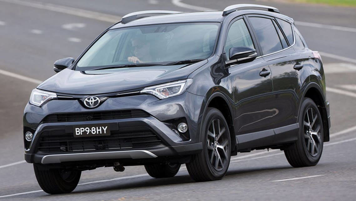 2016 Toyota Rav4 Gxl Awd Petrol Review Road Test Carsguide