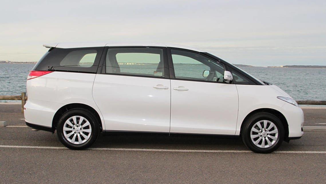Hyundai Of Anderson >> Toyota Tarago GLi auto 2016 review | CarsGuide