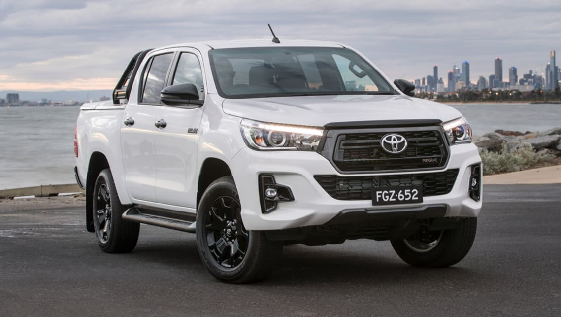 Toyota HiLux Rugged X, Rugged, Rogue 2018 pricing confirmed - Car News | CarsGuide