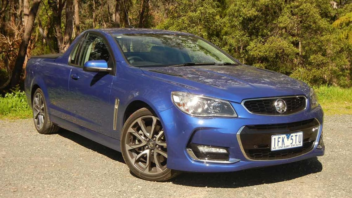 vfii holden ss v ute 2016 review road test carsguide