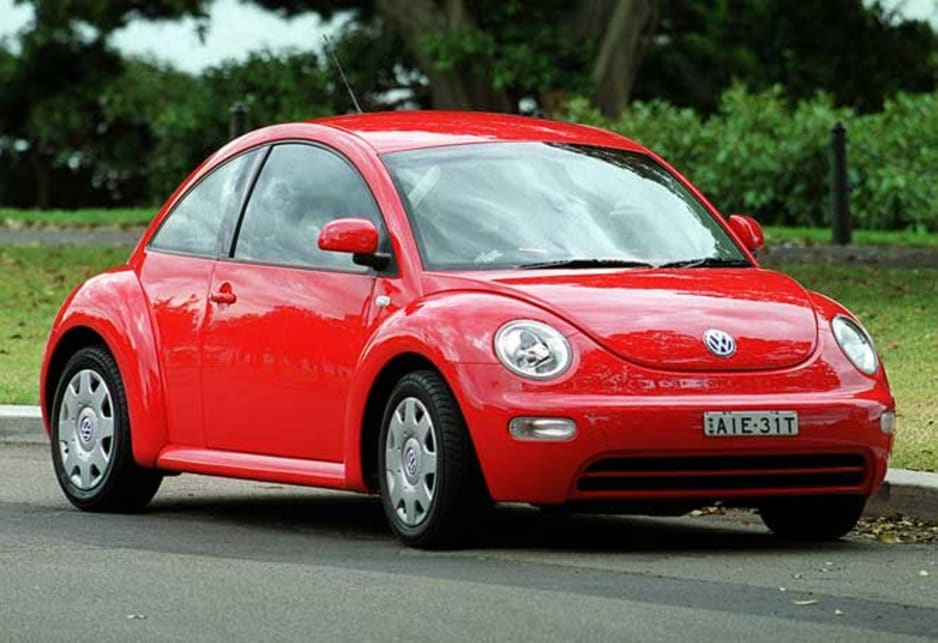 Used volkswagen beetle review 2000 2002 carsguide for Interieur new beetle 2000