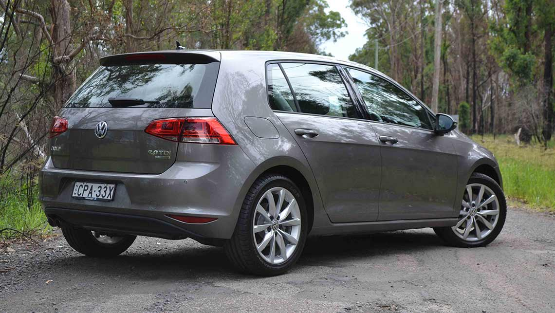 Volkswagen Golf 2014 Review Carsguide