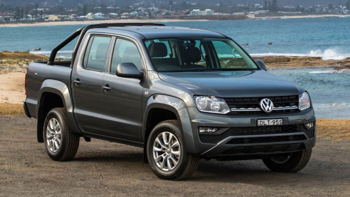 Volkswagen Amarok 2017 New Car Sales Price Car News