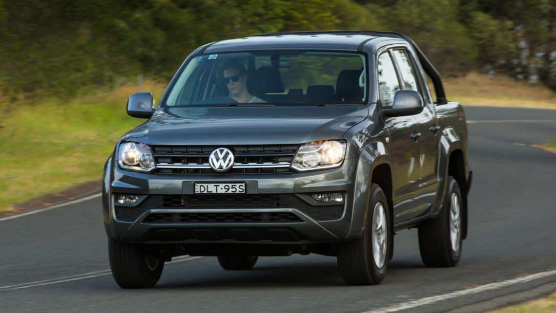 Volkswagen Amarok 2017 New Car Sales Price Car News