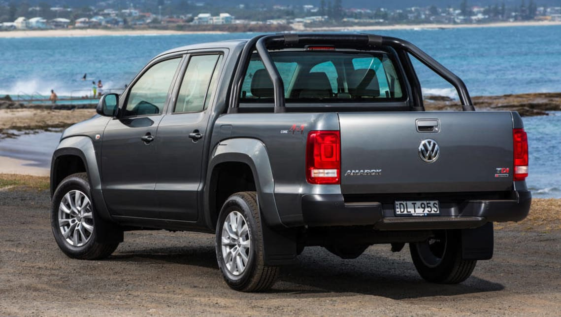 volkswagen amarok 2017 new car sales price car news carsguide. Black Bedroom Furniture Sets. Home Design Ideas
