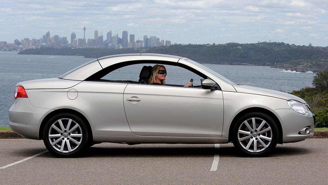 Used Volkswagen Eos Review 2007 2012 Carsguide