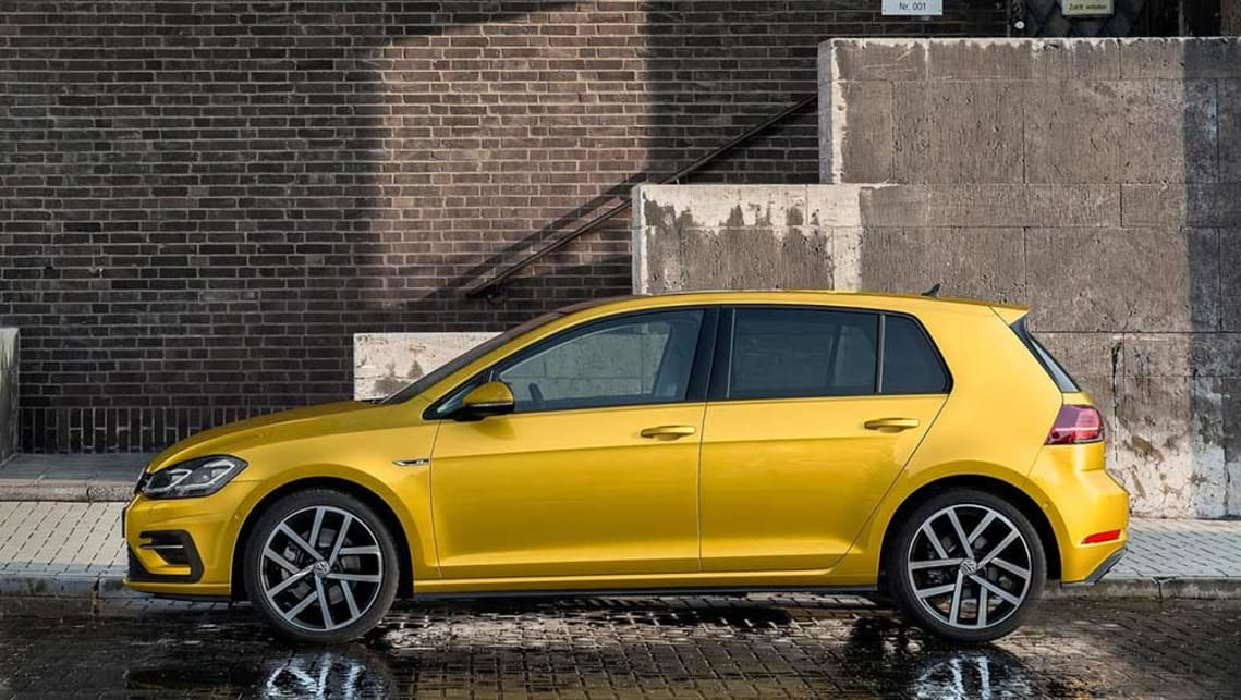2017 Volkswagen Golf Revealed Car News Carsguide