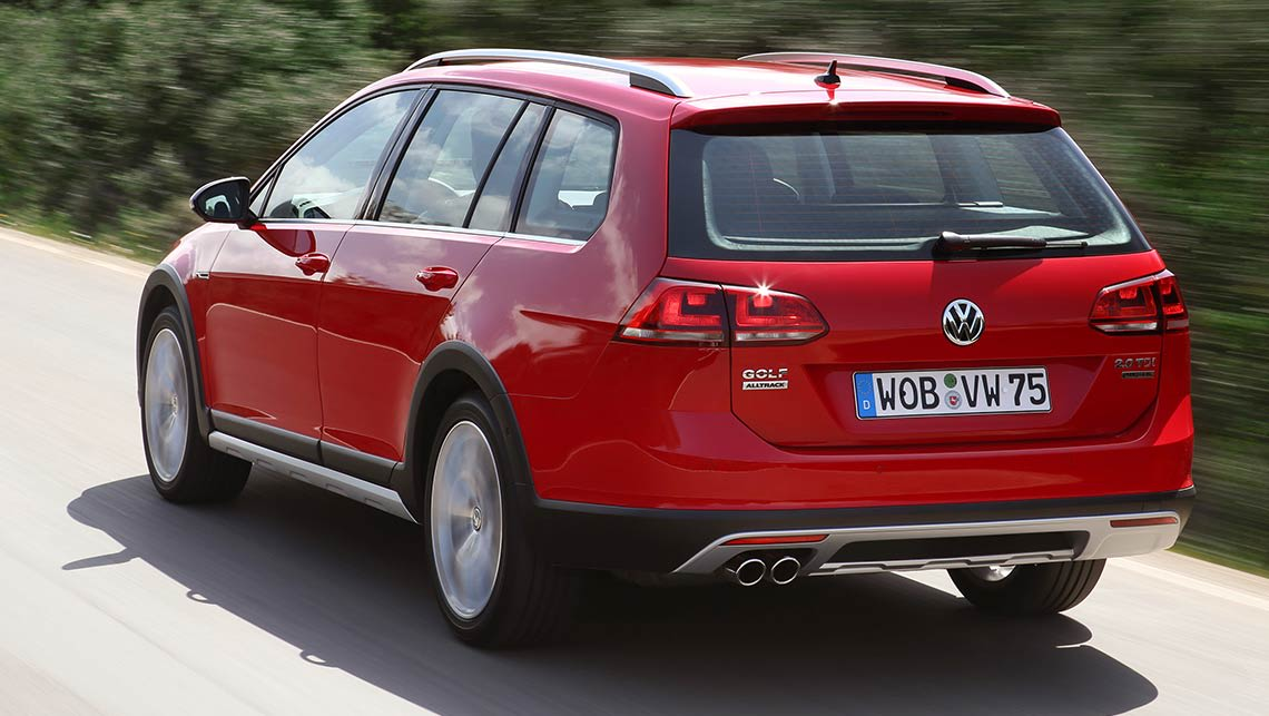 Volkswagen Golf Alltrack Awd 2015 Review Carsguide
