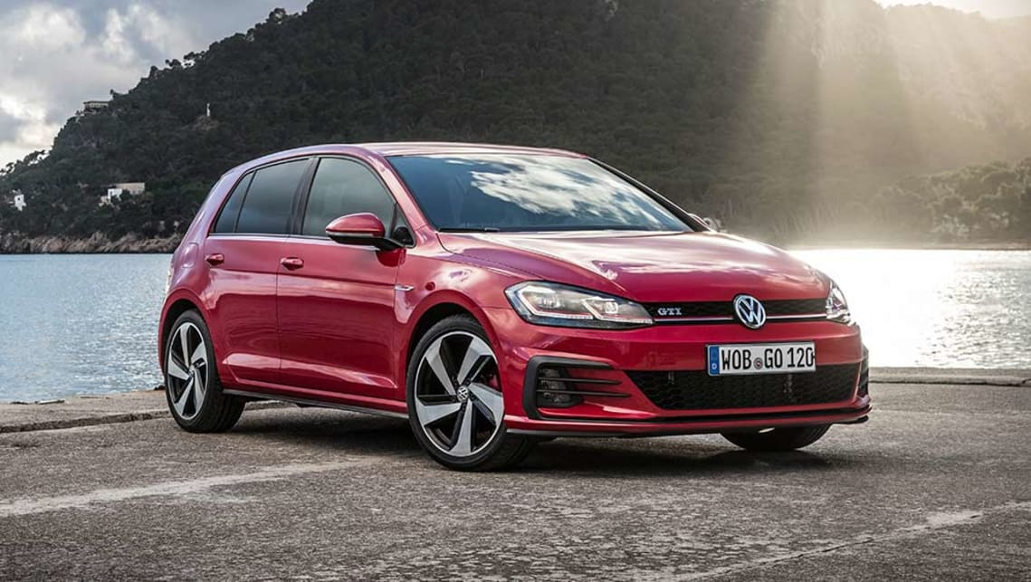volkswagen golf gti 2017 review first drive video carsguide. Black Bedroom Furniture Sets. Home Design Ideas