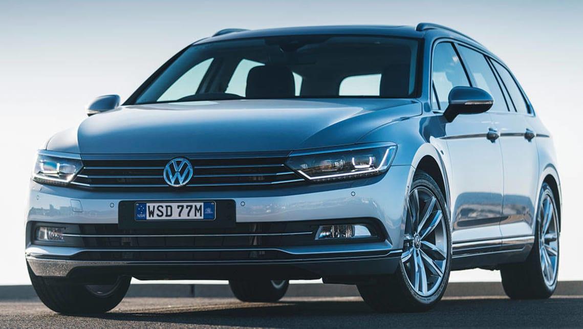 volkswagen passat wagon 2016 review carsguide. Black Bedroom Furniture Sets. Home Design Ideas