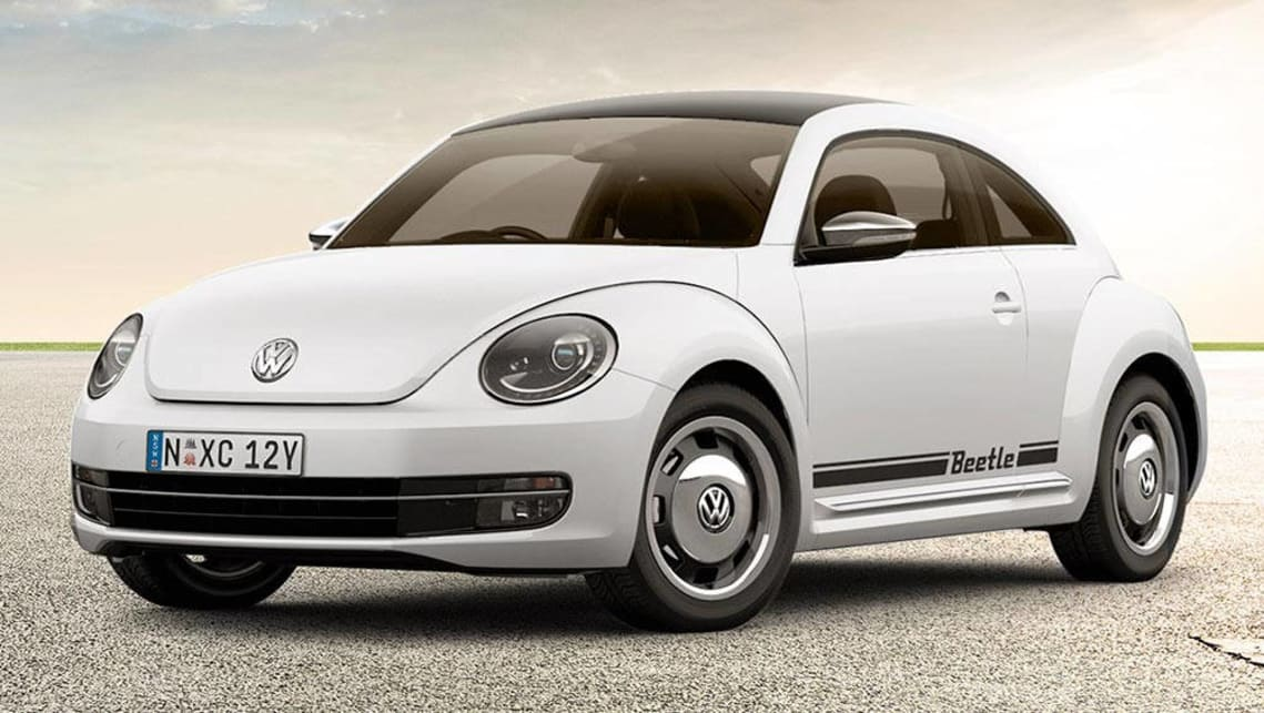 volkswagen the beetle classic 2016 new car sales price car news carsguide. Black Bedroom Furniture Sets. Home Design Ideas