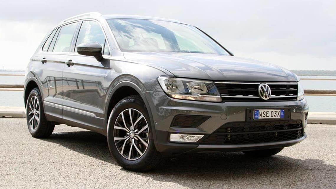 volkswagen tiguan 110tdi comfortline 2017 review carsguide. Black Bedroom Furniture Sets. Home Design Ideas
