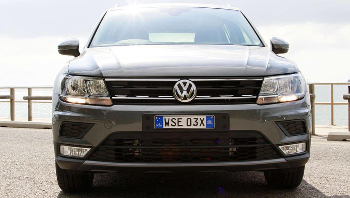 Volkswagen Tiguan 110tdi Comfortline 2017 Review Carsguide