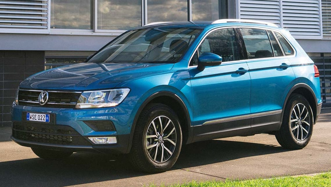 volkswagen tiguan 110tsi comfortline 2017 review snapshot carsguide. Black Bedroom Furniture Sets. Home Design Ideas