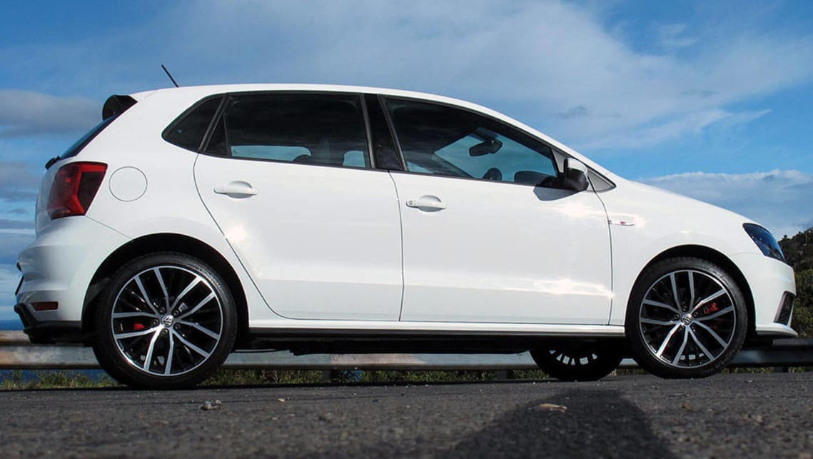 Volkswagen Polo Gti 2016 Review Carsguide