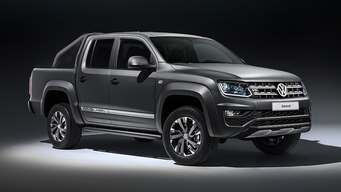 Volkswagen Amarok 2018 V6 Ups Towing Capacity To 3 5