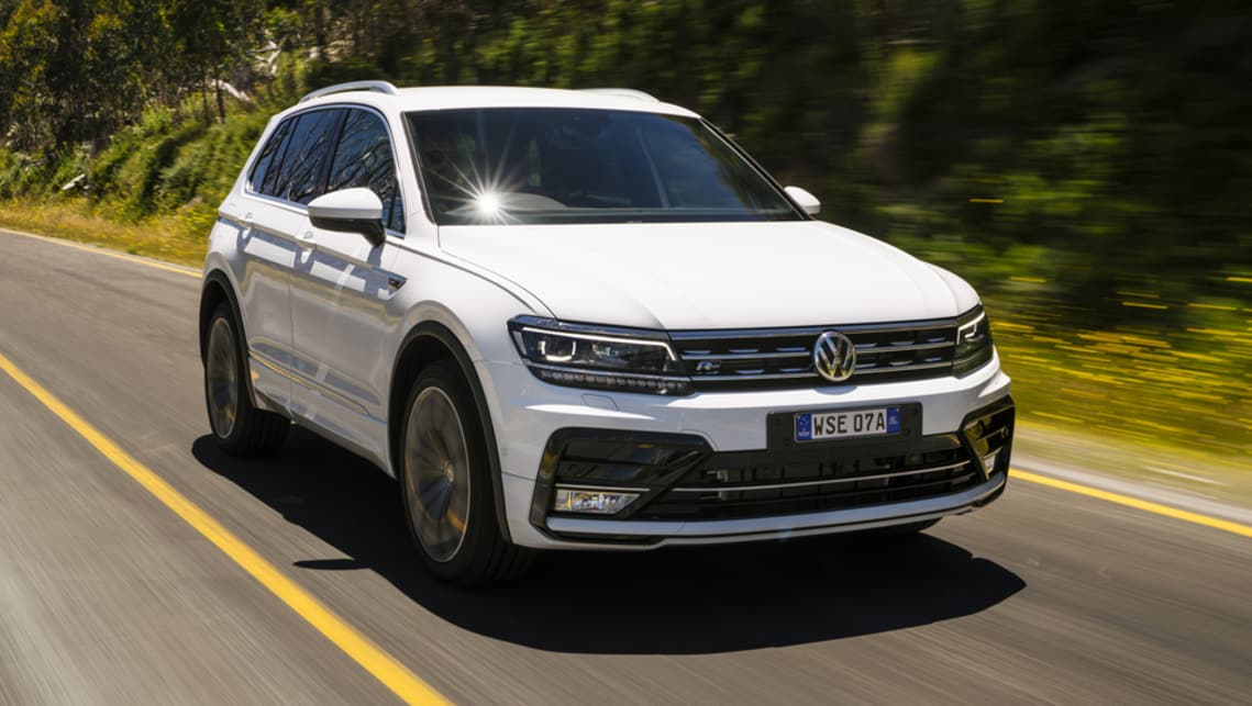 Build Your Own Subaru >> Volkswagen Tiguan 162TSI Highline 2019 review: snapshot ...