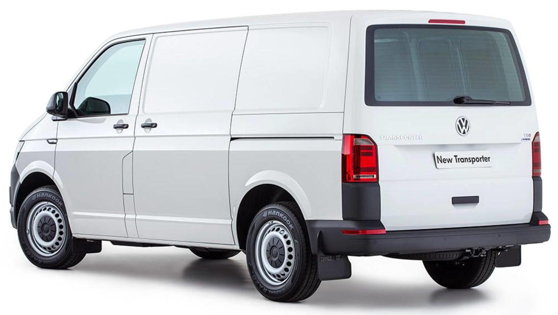 2016 Volkswagen T6 Transporter Caravelle And Multivan New Car