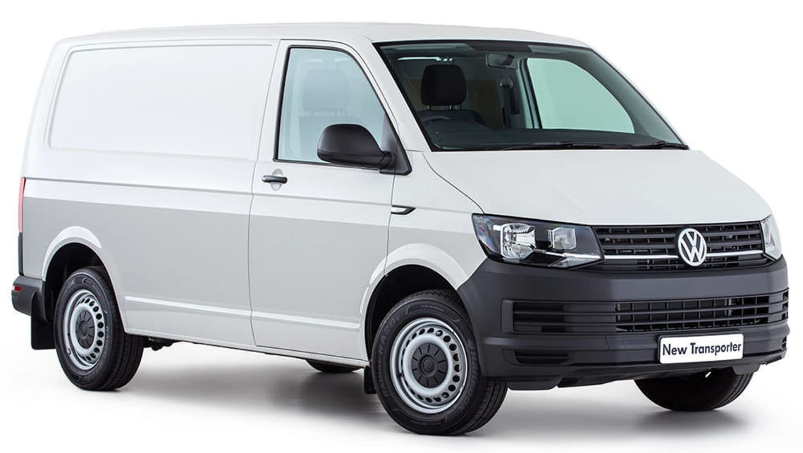 2016 Volkswagen T6 Transporter Caravelle And Multivan