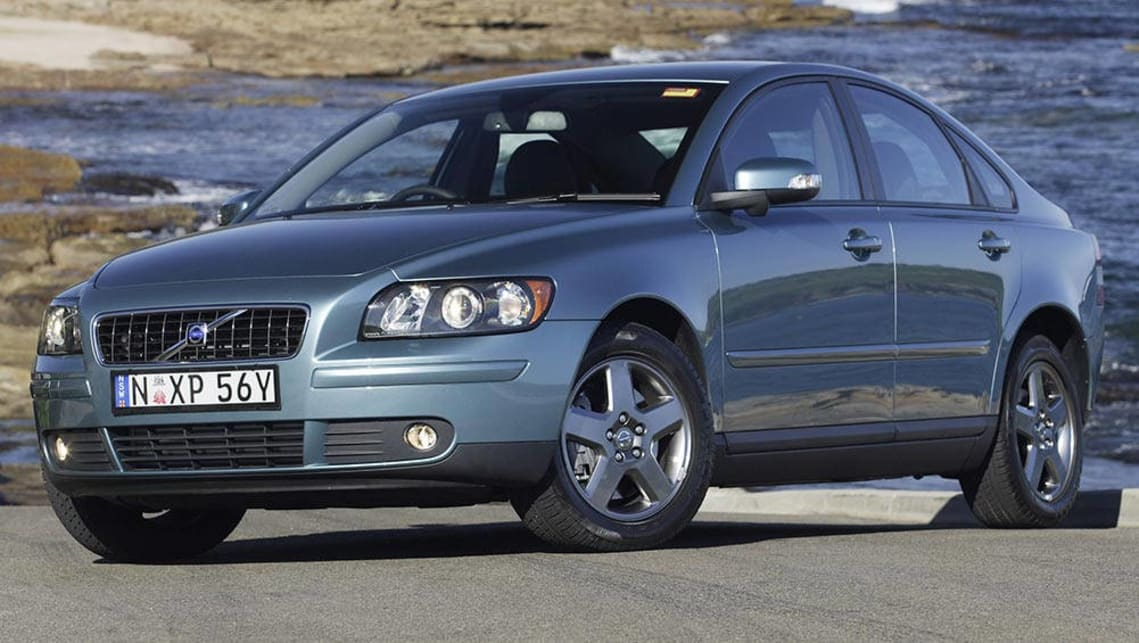 Volvo s40 2011 review