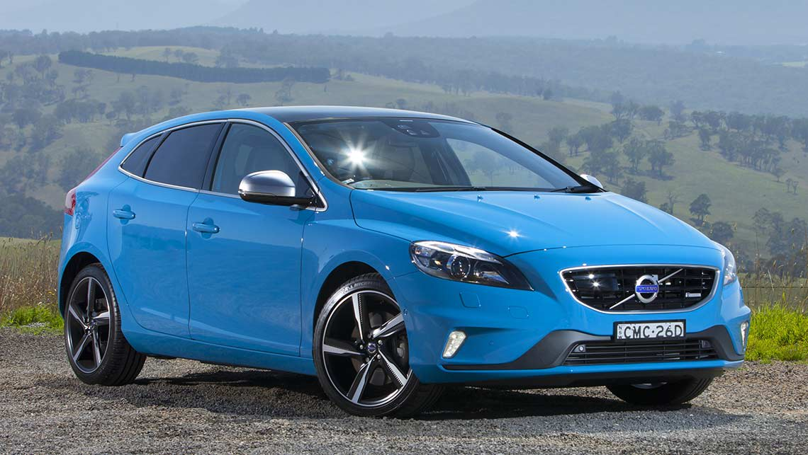 volvo v40 polestar on its way car news carsguide. Black Bedroom Furniture Sets. Home Design Ideas