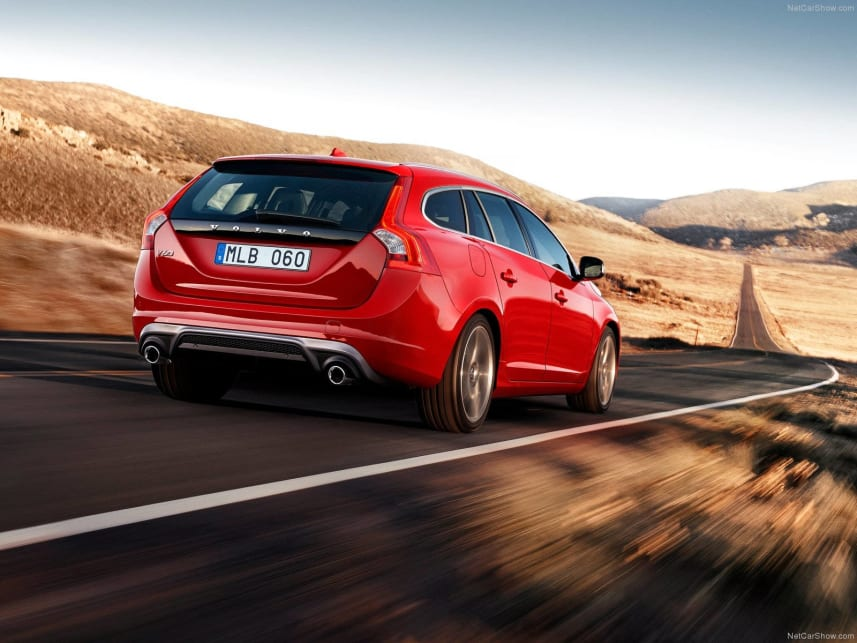 Volvo V60 2014 Review Carsguide