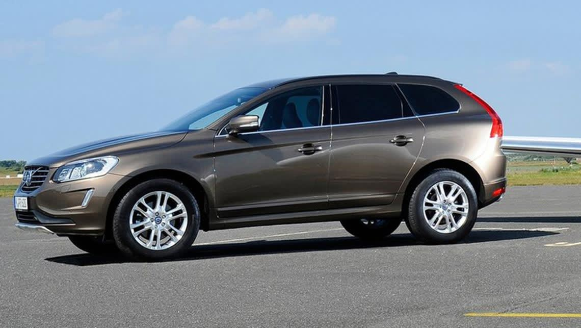Volvo Xc60 D4 2014 Review Carsguide