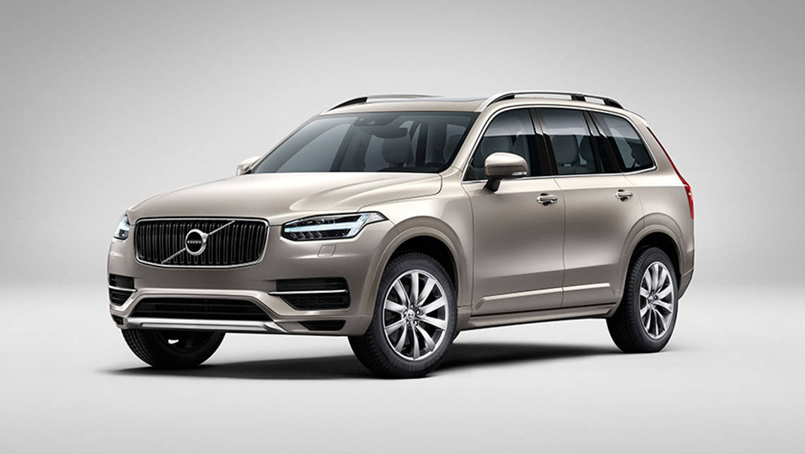 2015 Volvo XC90 | new car sales price - Car News | CarsGuide