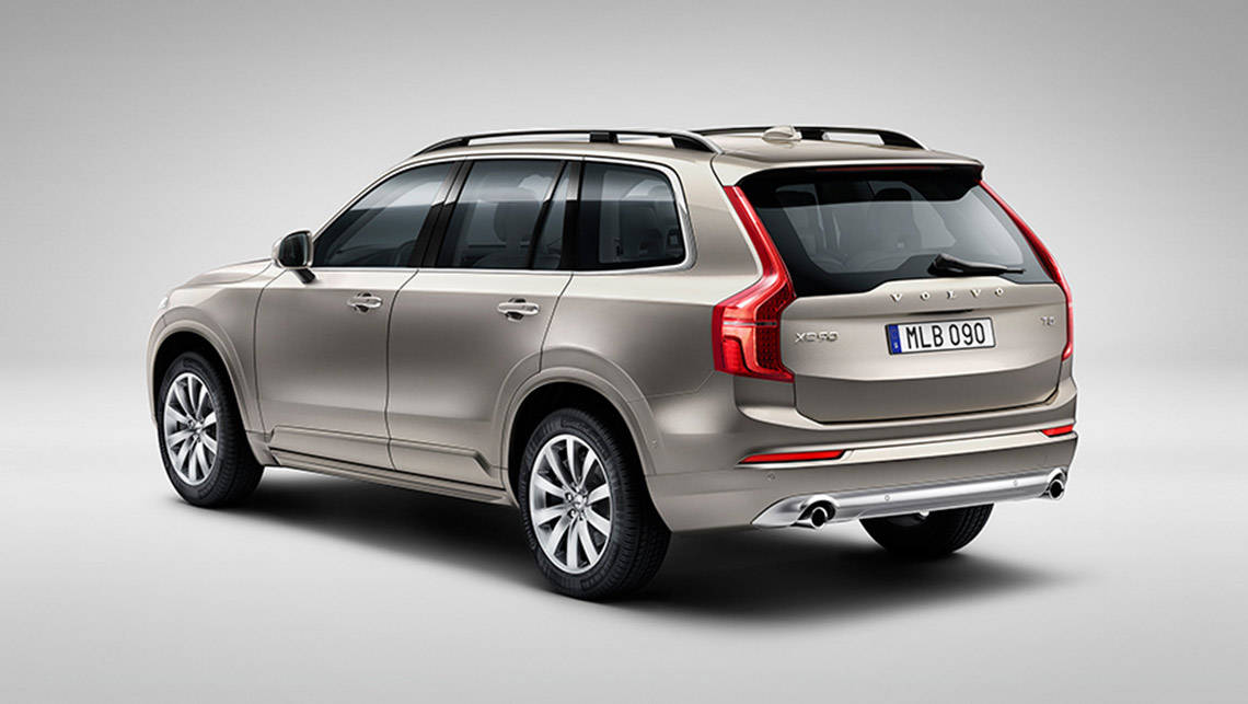 Volvo xc90 2015 price australia